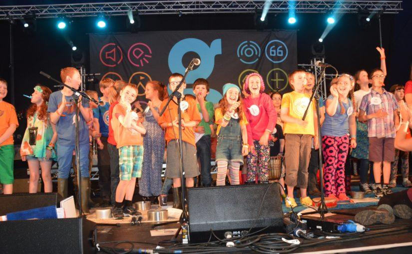 'A Little Child Will Lead Us': Greenbelt Children's Communion