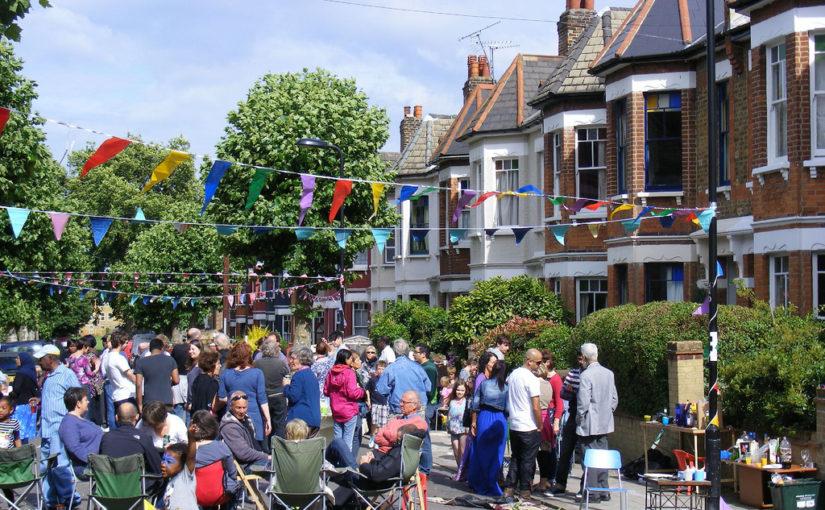 A Neighbourhood Peacemeal