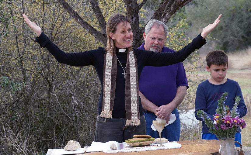Communion in Nature with Children