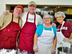 St Johns Church Peace Meal Project USA Caring